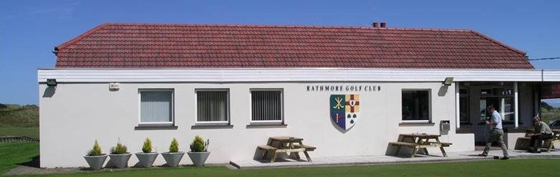 Rathmore Golf Club Clubhouse