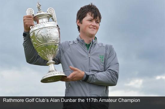 Alan Dunbar Amateur Championship